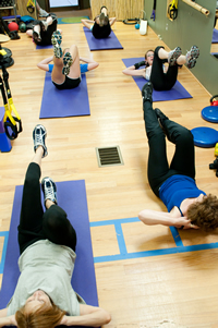 Pilates at All About You Exercise and Weight Management